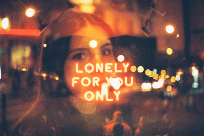 Lonely for you only.